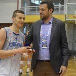 """Sandro Rašić:""""Radom i strpljenjem do prve momčadi Cibone"""""""