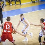 Poraz kadeta od Grčke, sutra sa Srbijom za 7.mjesto