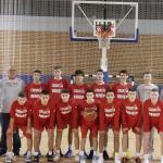 Kadeti u Pazinu uvjerljivi protiv Slovenije