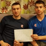 INTERVJU: Cibonini juniori Vito Porobić i Sandro Rašić 1 na 1