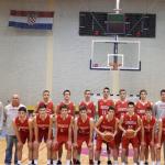 U15 turnir u Vukovaru: Hrvatska bolja od Slovenije