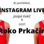 INSTAGRAM LIVE S01E02 – Roko Prkačin