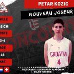 18-godišnji Petar Kozić iz KA Osijek odlazi u Švicarsku