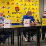 Stipe Šarlija i službeno predstavljen kao novi trener Vrijednosnica