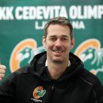 Jurica Golemac uživa povjerenje u Cedeviti Olimpiji, stigao novi ugovor