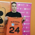 Šibenka nastavlja utabanim stazama, Juraj Pleadin potpisao četverogodišnji ugovor