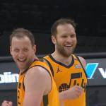 Jazzerima nije pomoglo ni 32 poena sjajnog Bogdanovića, Clippersi korak do finala, Atlanta nadoknadila -26