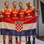 Hrvatska 3×3 reprezentacija sutra kreće u kvalifikacije za Olimpijske igre