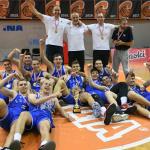 Zadar juniorski prvak, Boscu povijesno 3.mjesto, Tomislav Buljan MVP